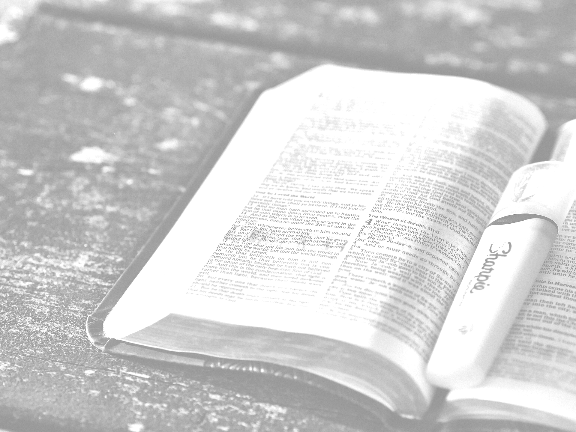 Daily Bible Reading Notes – Day 1